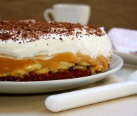 Banoffee Pie (Tarta Banoffee)